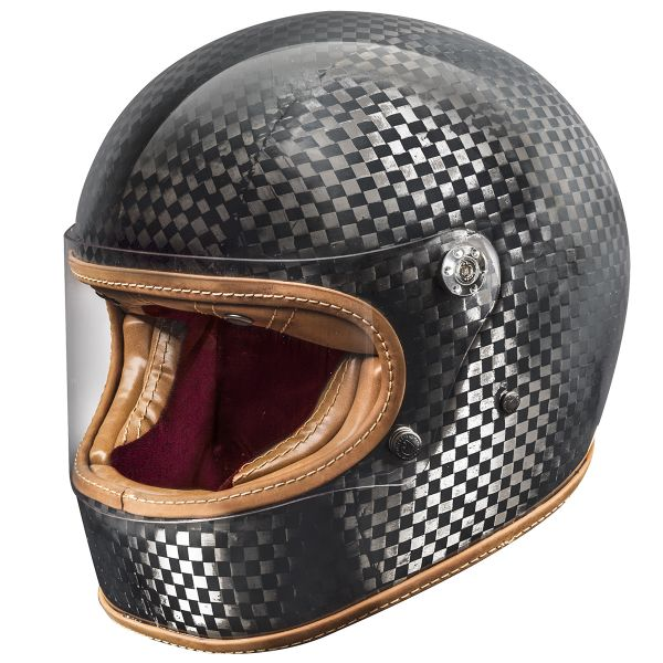 Casque Integral Premier TROPHY CARBON TECH LIMITED EDITION