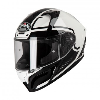Casque Integral Airoh Valor Marshall Blanc