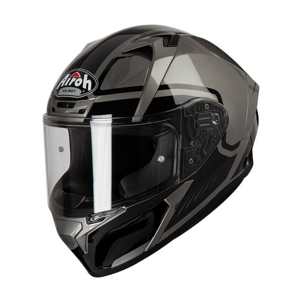 Casque Integral Airoh Valor Marshall Gris