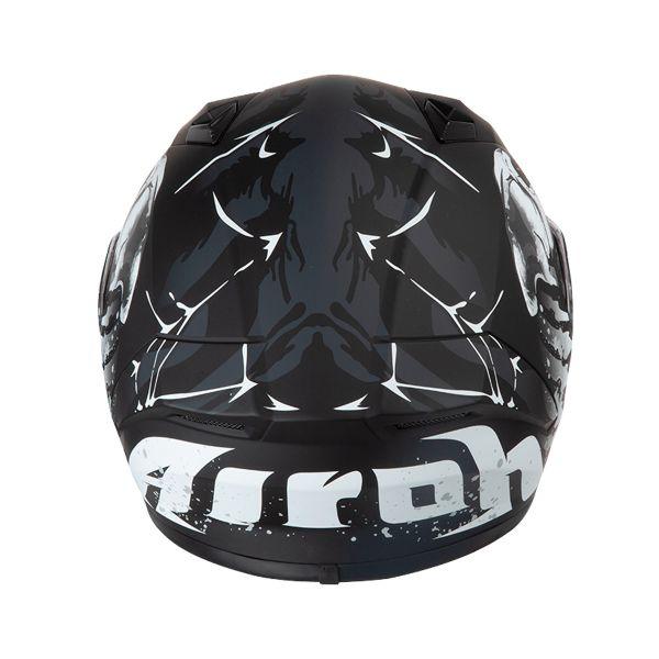 Airoh Valor Shell Noir Mat