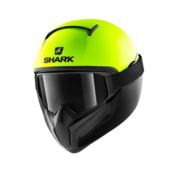 Casque Integral Shark Vancore 2 Street Neon Mat YKK