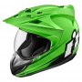 Casque Integral ICON Variant Double Stack Green