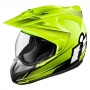 Casque Integral ICON Variant Double Stack Hiviz