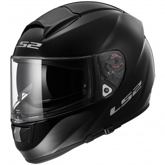 Casque Integral LS2 Vector Black FF397