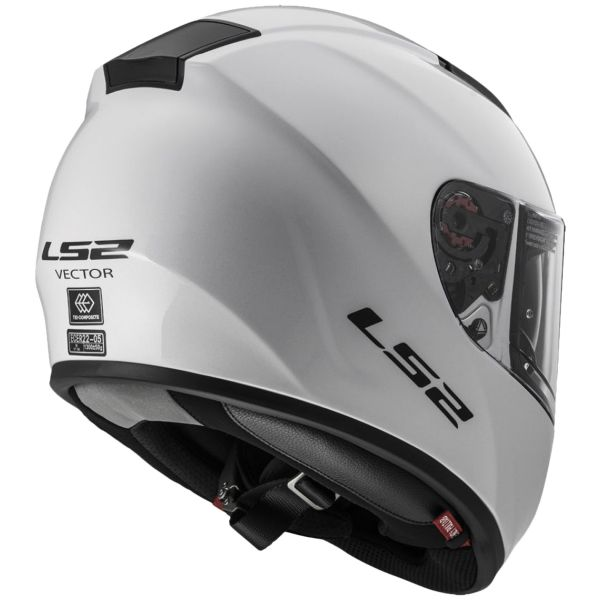 LS2 Vector White FF397