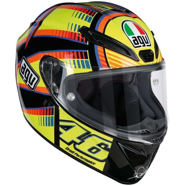 Casque Integral AGV Veloce S Top Soleluna