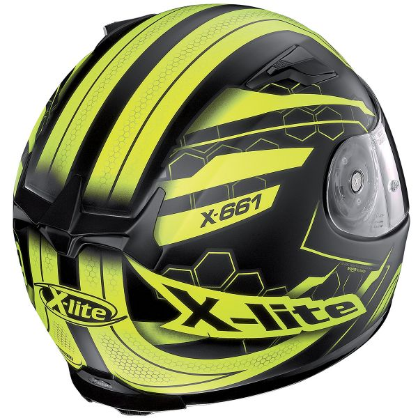 X-lite X-661 Honeycomb N-Com 32