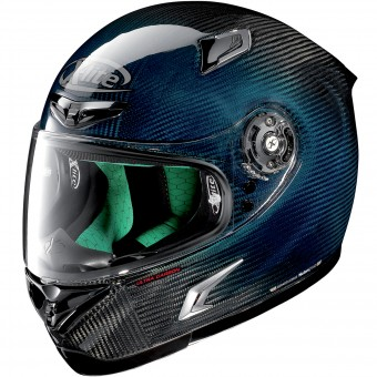 Casque Integral X-lite X-802RR Ultra Carbon Nuance Blue 26