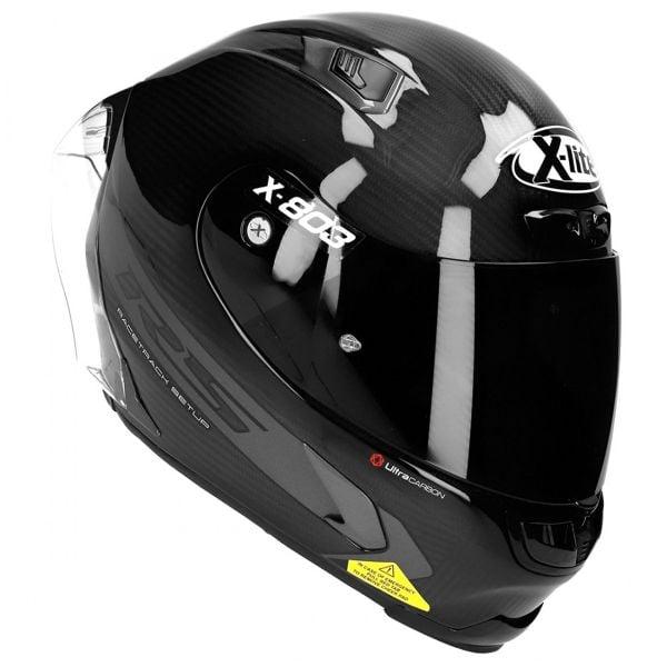 X-lite X-803 RS Carbon Hot Lap Grey 15