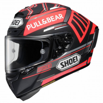 Casque Integral Shoei X-Spirit 3 Marquez Black Concept TC1