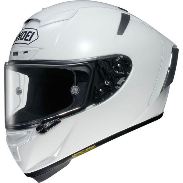 Casque Integral Shoei X-Spirit 3 White