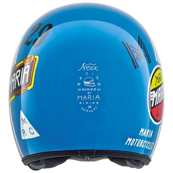 Nexx X.G100 Muddy Hog Blue Full