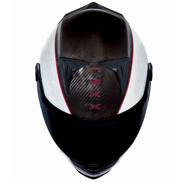 Nexx X.R2 Carbon Blanc