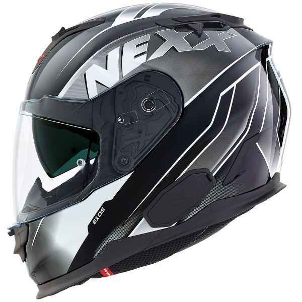 Casque Integral Nexx X.T1 Exos Blanc