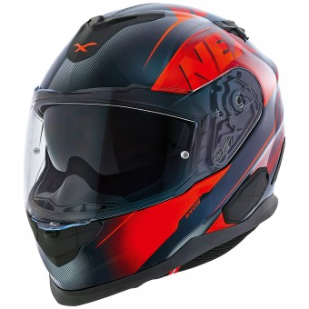 Casque Integral Nexx X.T1 Exos Rouge