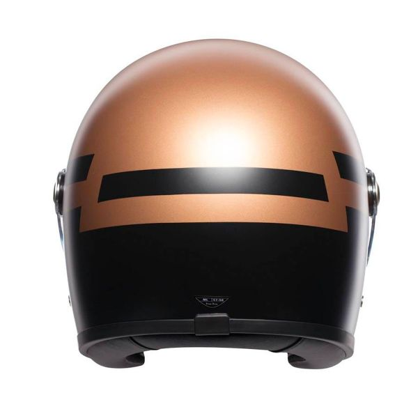 AGV X3000 Superba Or Noir