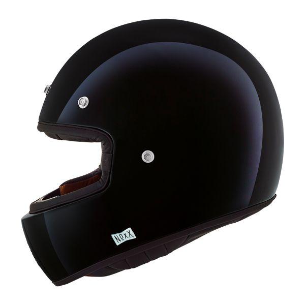 Casque Integral Nexx X.G100 Purist Black