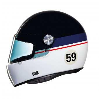 Casque Integral Nexx XG.100 R Grandwin Blue