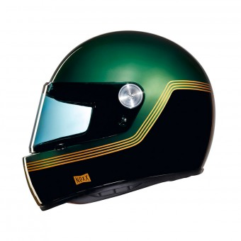 Casque Integral Nexx XG.100 R Motordrome Green
