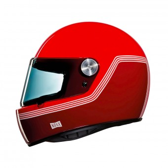 Casque Integral Nexx XG.100 R Motordrome Red
