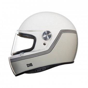 Casque Integral Nexx XG.100 R Motordrome White
