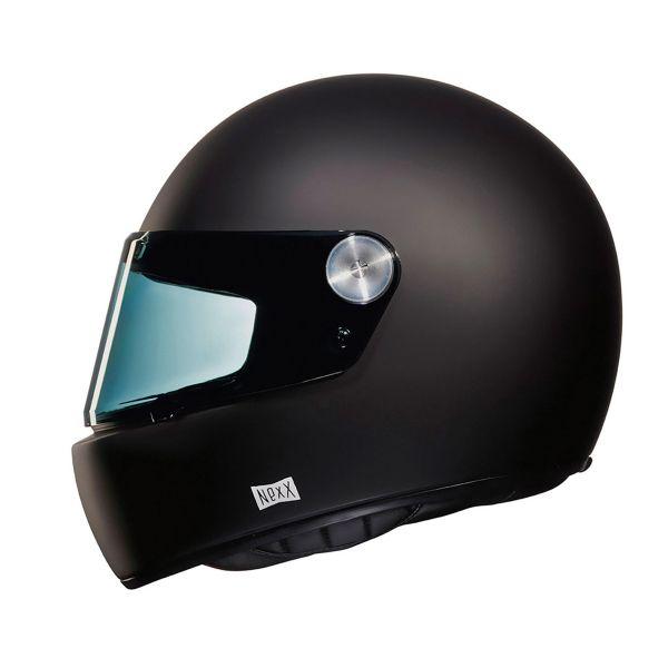 Casque Integral Nexx X.G100 R Purist Black Matt