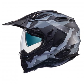 Casque Integral Nexx X.WED2 Hillend Black Matt