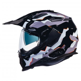 Casque Integral Nexx X.WED2 Hillend Orange