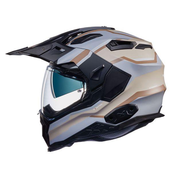 Casque Integral Nexx X.WED2 X-Patrol Green Sand Matt