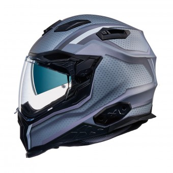 Casque Integral Nexx X.WST2 Motrox Black Grey Matt