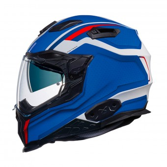 Casque Integral Nexx X.WST2 Motrox Blue