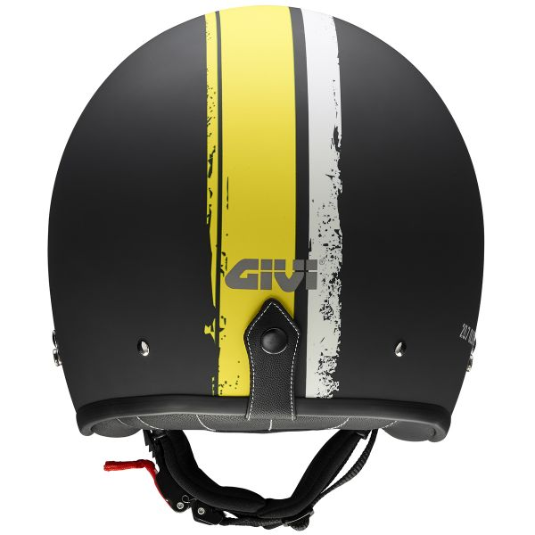 Givi 20.7 Oldster Black Yellow