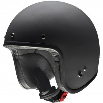 Casque Jet Givi 20.7 Oldster Matt Black