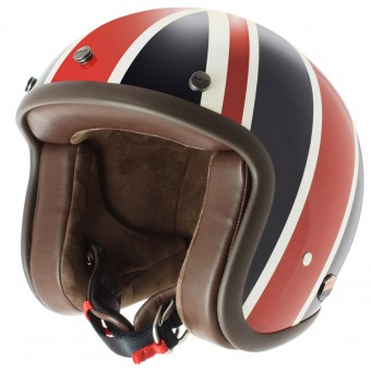 Casque Jet Airborn Steve AB 38 UK Flag