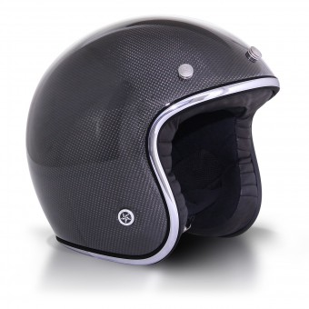 Casque Jet GPA Carbon Legend Carbone