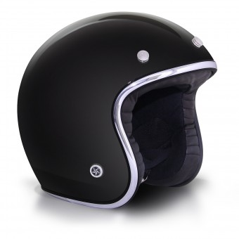 Casque Jet GPA Carbon Legend Noir