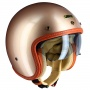 Casque Jet UBIKE Challenge Glossy Champagne