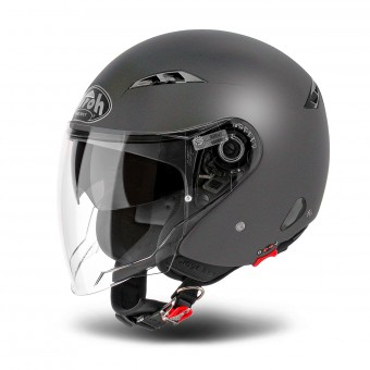 Casque Jet Airoh City One Anthracite Matt