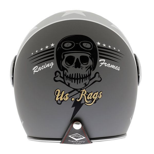 Edguard Dirt Ed Visor Black N'Roll Matt