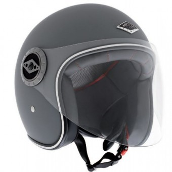 Casque Jet Edguard Dirt Ed Visor Dark Grey Matt