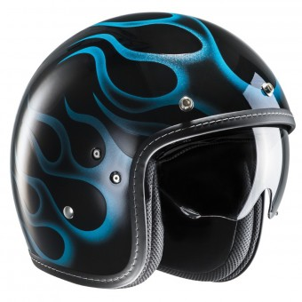 Casque Jet HJC FG-70s Aries MC2