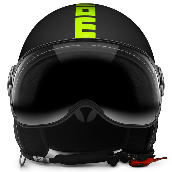 Momo Design FGTR Fluo Matt Black Fluo Yellow