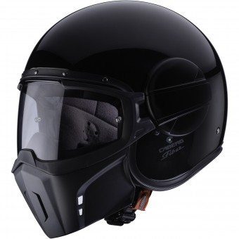 Casque Jet Caberg Ghost Black