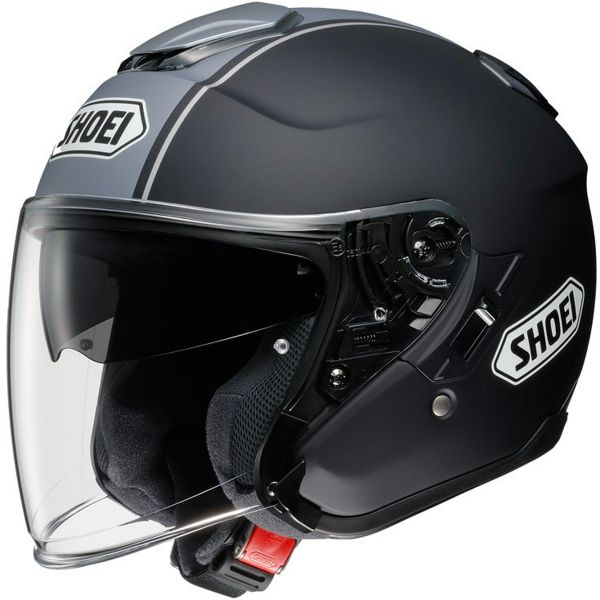 Casque Jet Shoei J-Cruise Corso TC10