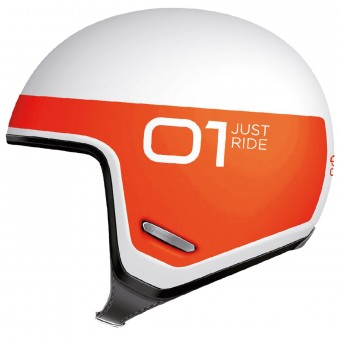 Casque Jet Schuberth O1 Ion Orange