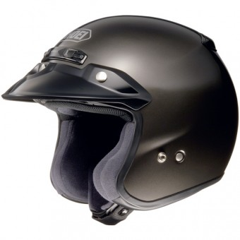 Casque Jet Shoei RJ Platinum-R Metal Anthracite