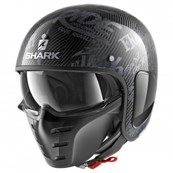 Casque Jet Shark S-Drak Freestyle Cup DAA