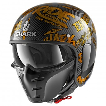 Casque Jet Shark S-Drak Freestyle Cup DQQ