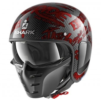 Casque Jet Shark S-Drak Freestyle Cup DRR