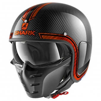 Casque Jet Shark S-Drak Vinta DUO